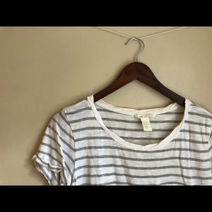 Casual stripe tee from H&M